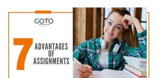 advanatges of assignments, online assignment help