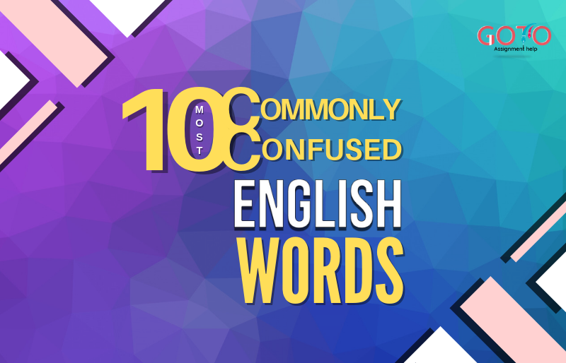 10 Most Commonly Confused Words of English
