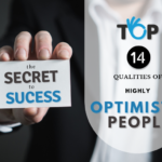 top 14 qualities of optimistic people