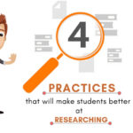 4 practices that will make students better at researching