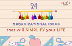 24 Back to School Organizational Ideas That Will Simplify Your School Life
