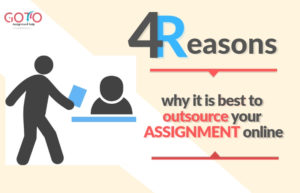 4 Reasons Why it's Best to Outsource Your College Assignments Online