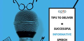 Tips to Deliver a Successful Informative Speech - GotoAssignmentHelp