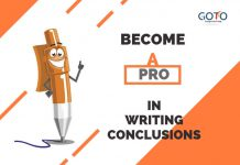 writing conclusions tips, writing conclusions,