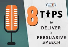 Know How To Deliver A Persuasive Speech | 8 Major Tips 2019