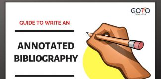 Guide to Writing an Annotated Bibliography, Annotated bibliography tips