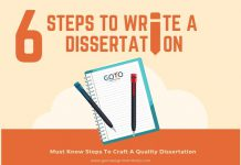 steps to write a dissertation, how to write a dissertation,