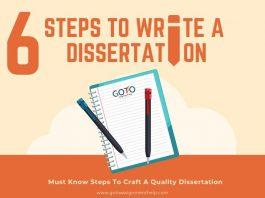 steps to write a dissertation, how to write a dissertation,