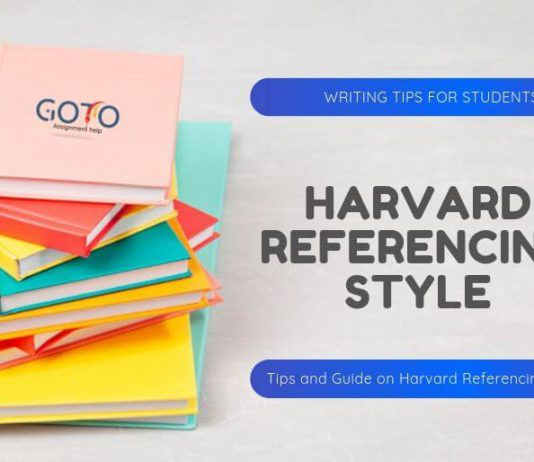 Harvard Referencing Style Guide, how to cite sources in Harvard Referencing Style