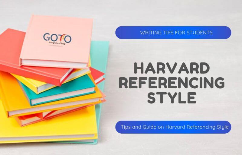 Harvard Referencing Guide And Tips Harvard Citation Style
