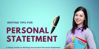 personal statement format, personal statement writing tips, how to write a personal statement